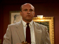 Fulvio Cecere as Fred Durkin in THE GOLDEN SPIDERS