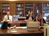Wolfe Pack at Burns Library 2011